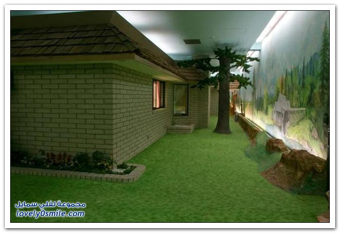 منزل رائع تحت الأرض في لاس فيجاس بقيمة 1,7 دولار
