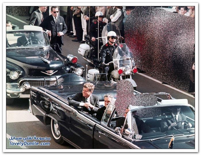 بعد مرور خمسين عاما على اغتيال جون كنيدي