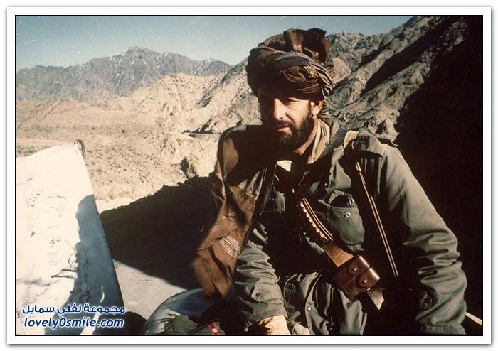 المجاهدين الأفغان بين عامي 1979-1989م