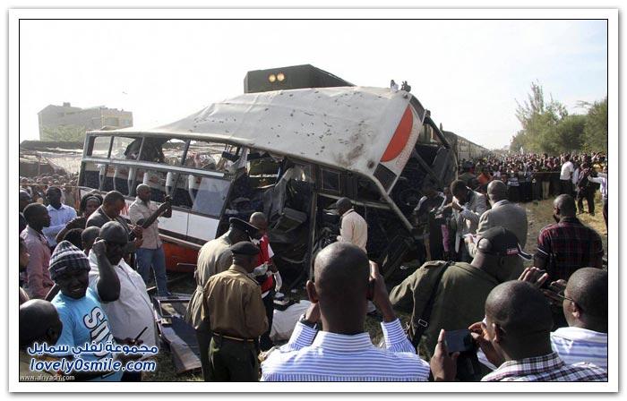 حادثة قطار نيروبي