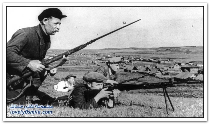 عملية بارباروسا - الحرب العالمية الثانية