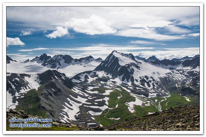 جبال ألتاي